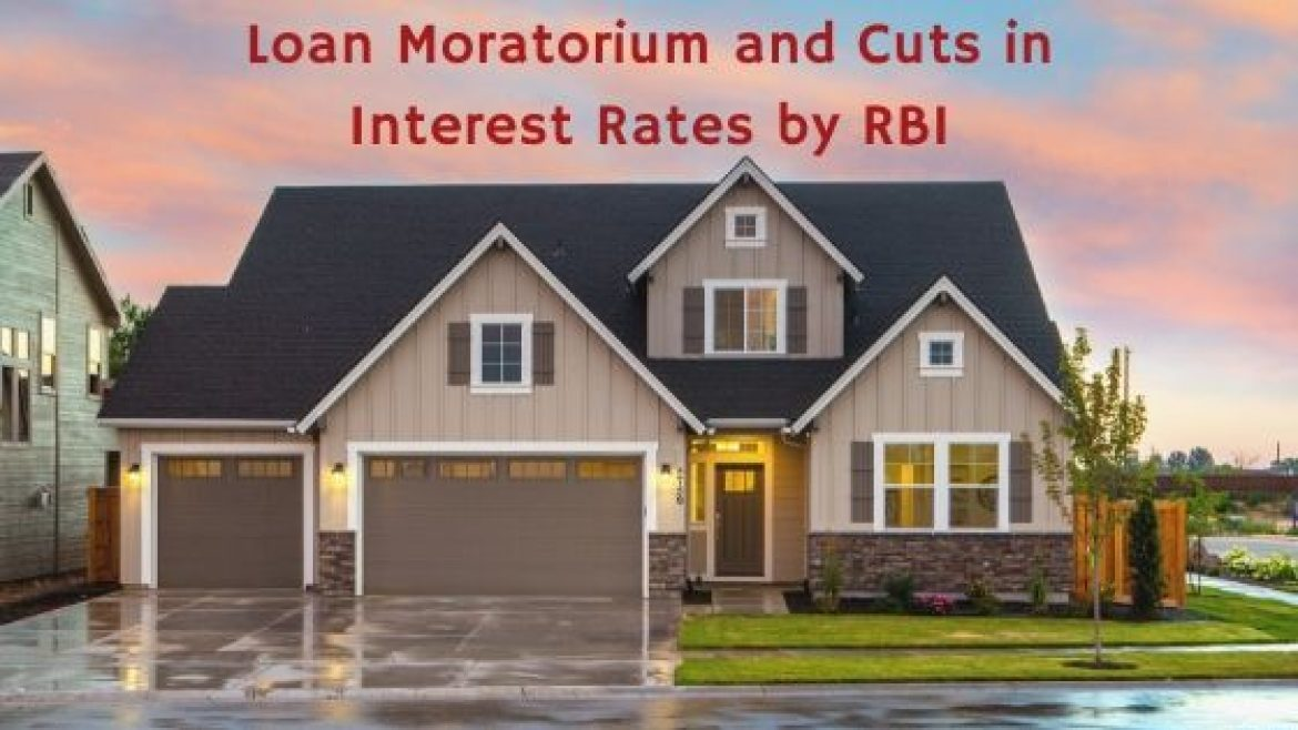 Loan Moratorium and Cuts in Interest Rates by RBI | TOPPROPMART